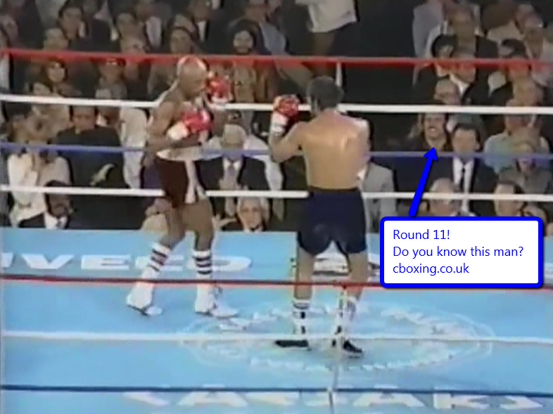 Clubbers weekly classic fight – Hagler v Duran