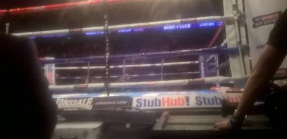 Huge night of British Boxing at The O2