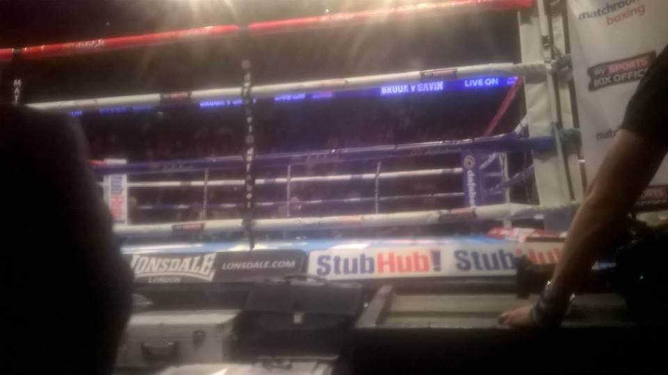Huge night of British Boxing at The O2